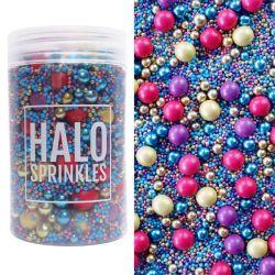 Assortiment de sprinkles - Midnight Jewel 125 g