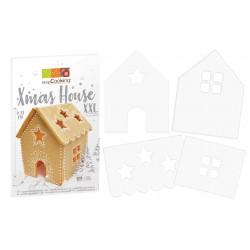 Kit de gabarits pour maison en biscuit