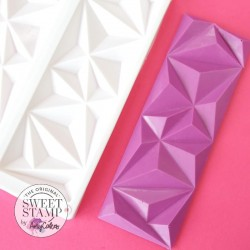 Moule silicone geometric Sweet Stamp