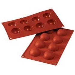 Moule en silicone «demi-sphère» - 5cm