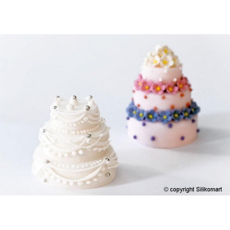 Mini Moule A Cake Silicone