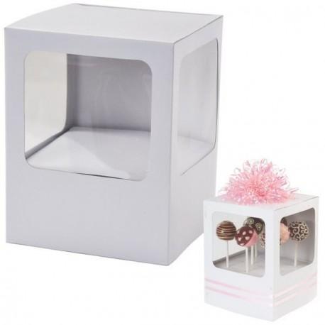 Boîtes pour cake pops et sucettes