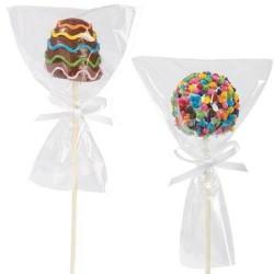 Emballages pour Cake pops (par 12)