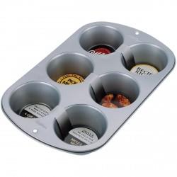 Moule à muffins taille maxi