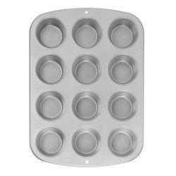 Moule pour 12 mini muffins