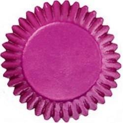 """75 mini caissettes pour bonbons et chocolats """"rose"""""""