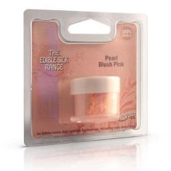 "Poudre comestible perlée ""blush pink"""