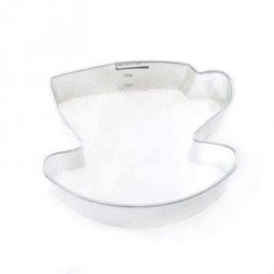 """Emporte-pièce """"tasse de thé et soucoupe"""""""