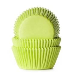 50 caissettes citron vert