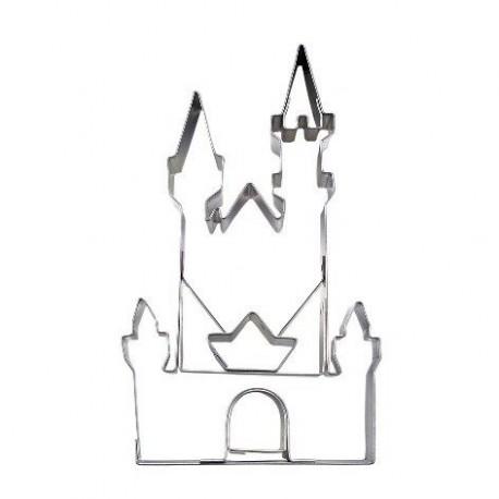 """Emporte-pièce """"château de princesse trop beau"""""""