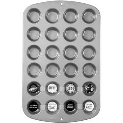 Moule pour 24 mini muffins
