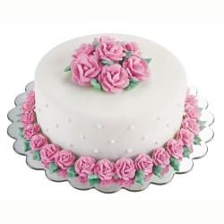 8 supports à gâteaux (diam. : 30cm)