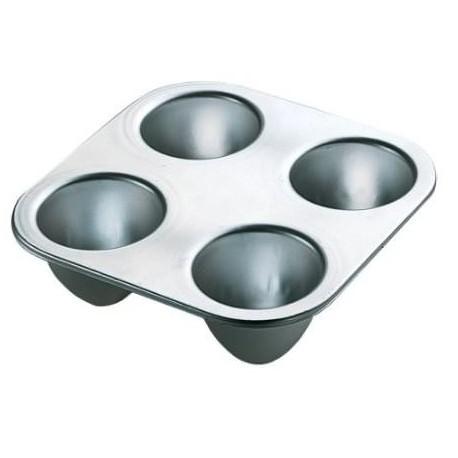 """4 mini moules à gâteaux """"Wonder mold"""""""