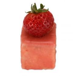 Fondant en poudre à la fraise