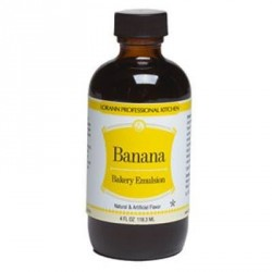 Emulsion banane