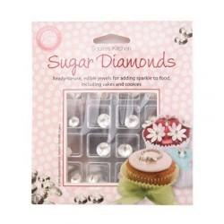 Diamants comestibles - Lot de 16