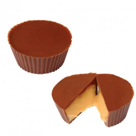 """Moule à chocolats et confiseries """"caissettes"""""""