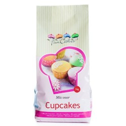 Mélange pour cupcakes - 1 kg