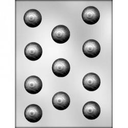 """Moule à chocolats """"oeil"""" (3,5cm)"""