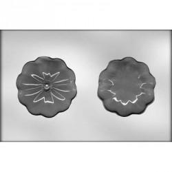 Moule boîte 3D citrouille