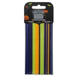 """60 bâtonnets à sucettes """"Halloween"""" 15cm"""