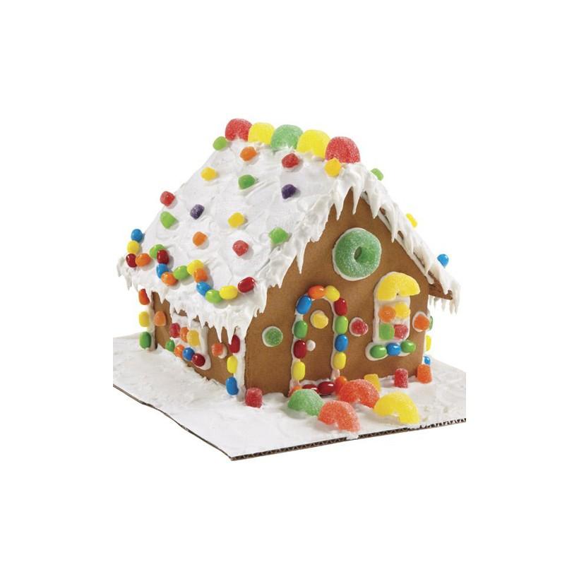 Pin pain depices au gingembre 400g bonth s et accessoires votre cake on pinterest - Kit maison en pain d epice ...