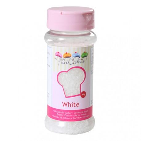 Sucre cristallisé blanc