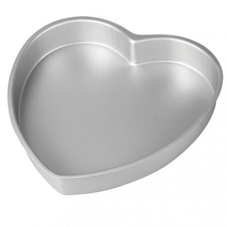 """Moule à gâteau """"coeur"""" 20cm"""