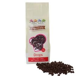 Petites pépites de chocolat noir (350 g)