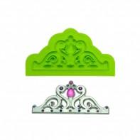 Moule en silicone mini Majestic Tiara