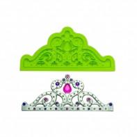 Moule en silicone Majestic Tiara