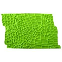 "Tapis de texture en silicone ""alligator"""