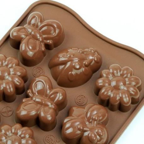 """Moule à chocolats """"robochoc"""""""