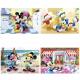 Feuille azyme rectangulaire Personnages Disney 20x30cm - Différents modèles