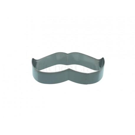 Emporte-pièce moustache