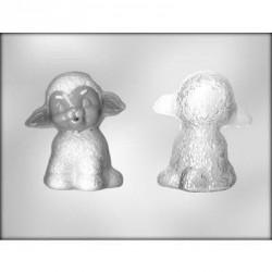 """Moule à chocolat 3D """"bébé mouton"""""""