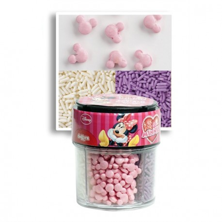 Assortiment de sprinkles Minnie