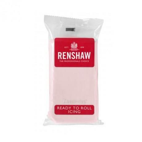 Pâte à sucre 250g Renshaw rose pâle