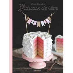"""Livre """"Gâteaux de rêve"""""""