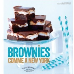 "Livre ""Brownies comme à New York"""