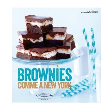 "Livre ""Brownies comme à New York"""
