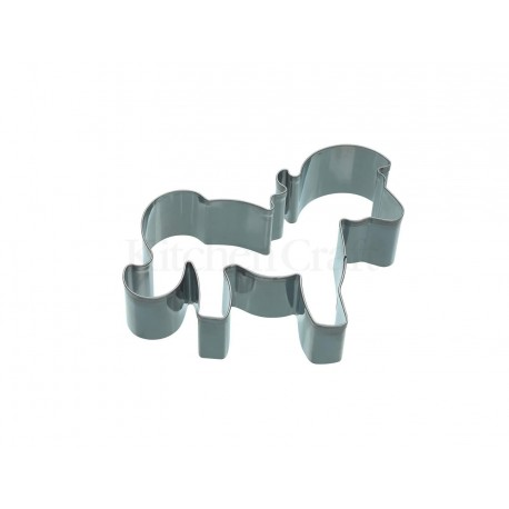 """Emporte-pièce """"cheval"""" (8,5 cm)"""