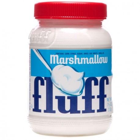 Marshmallow fluff à la vanille