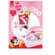 Images comestibles pour biscuits - Minnie
