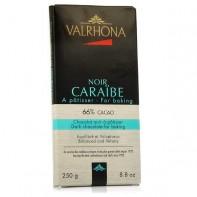 Tablette Noir Caraïbe 66%