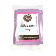 Pâte à sucre Lilas notice - 250g