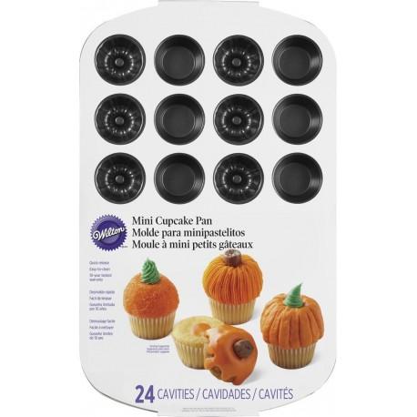 Moule à mini cupcakes d'Halloween