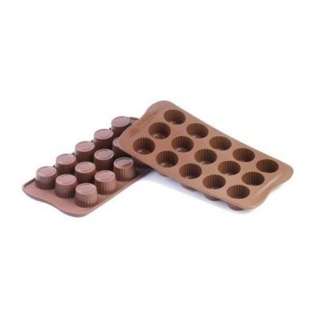 """Moule en silicone à chocolats """"Praline"""""""