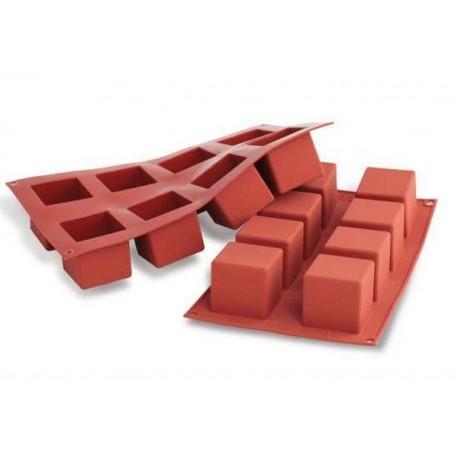 """Moule en silicone à gâteau """"Cube"""""""