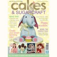 "Livre""Cakes & Sugarcraft"""